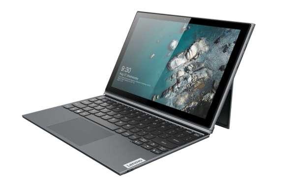 """Lenovo ra mắt Yoga Duet 7i với bút E-Color """"thần kỳ"""" - chấm vào vật thể thực để lấy màu"""
